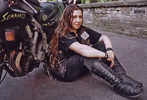 Девушки на мотоциклах sport edition 24 фото