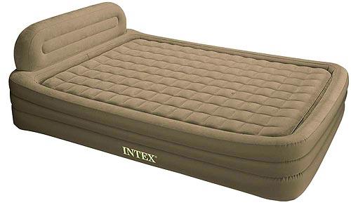 Купить в москве надувной спальный матрас детский матрас baby comfort