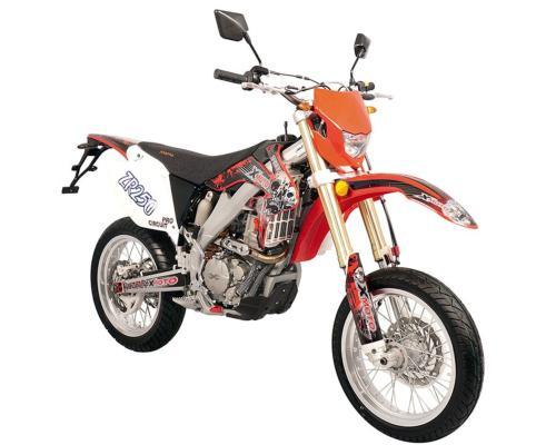 мотоциклы авм х-мото #13