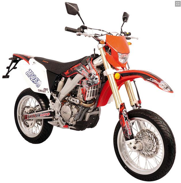 мотоциклы авм х-мото #10