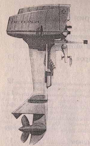 Лодочных моторов ветерок 8 8э 12 12э